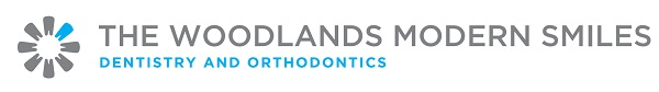 The Woodlands Modern Smiles Dentistry and Orthodontics Logo