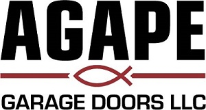 Agape Garage Doors, LLC Logo