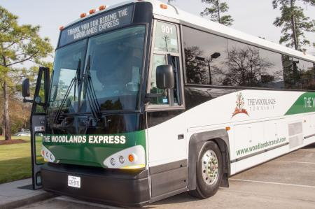 Mobile Ticketing App For The Woodlands Express